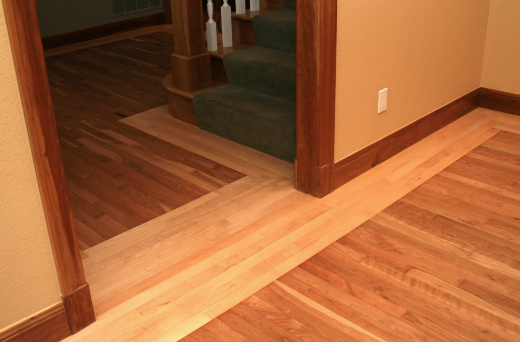 Magnus anderson ideal hardwood flooring of boulder for Hardwood floor designs borders