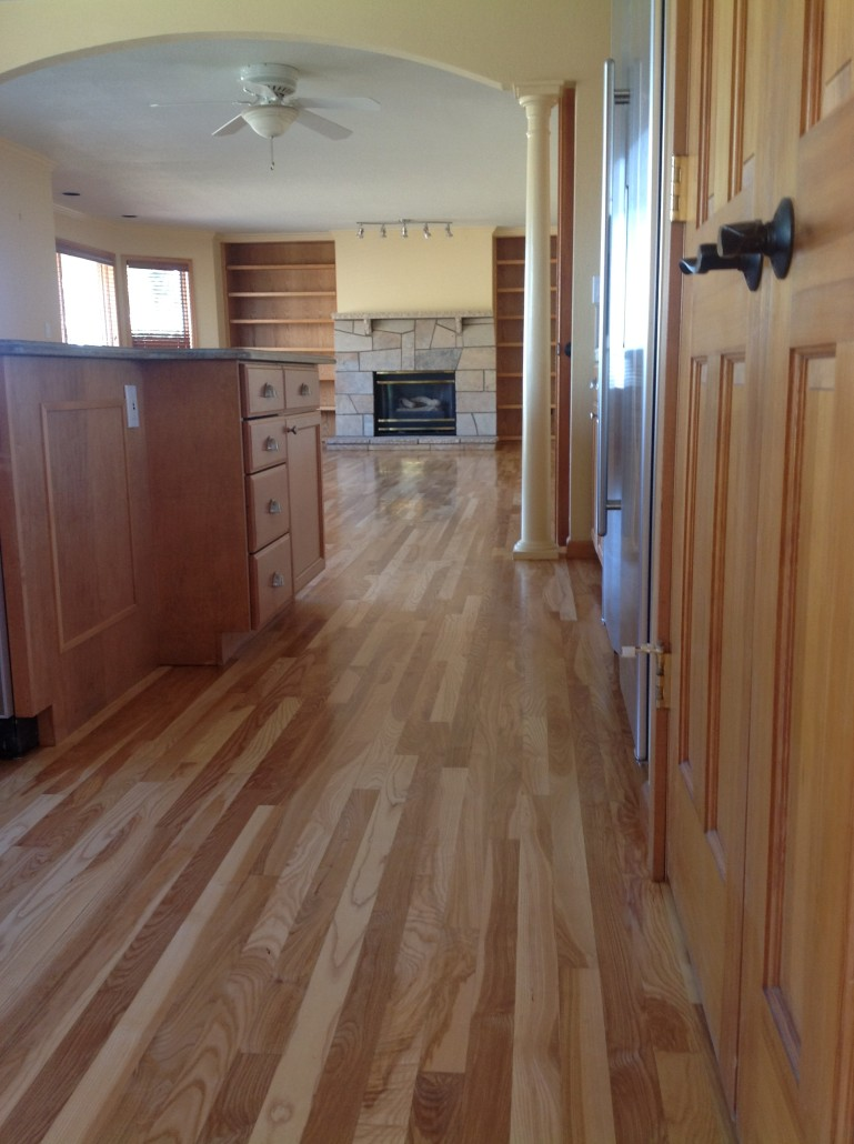 White Ash Wood Flooring ~ Magnus anderson ideal hardwood flooring of boulder