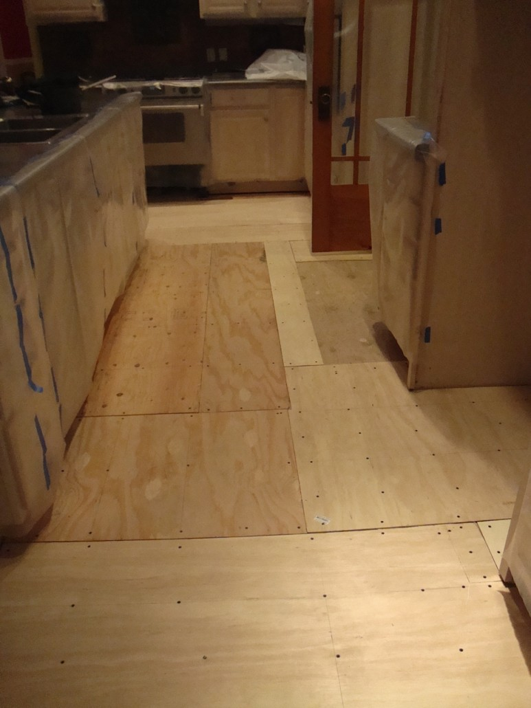 Subfloor for hardwood flooring wood floors for Hardwood installation