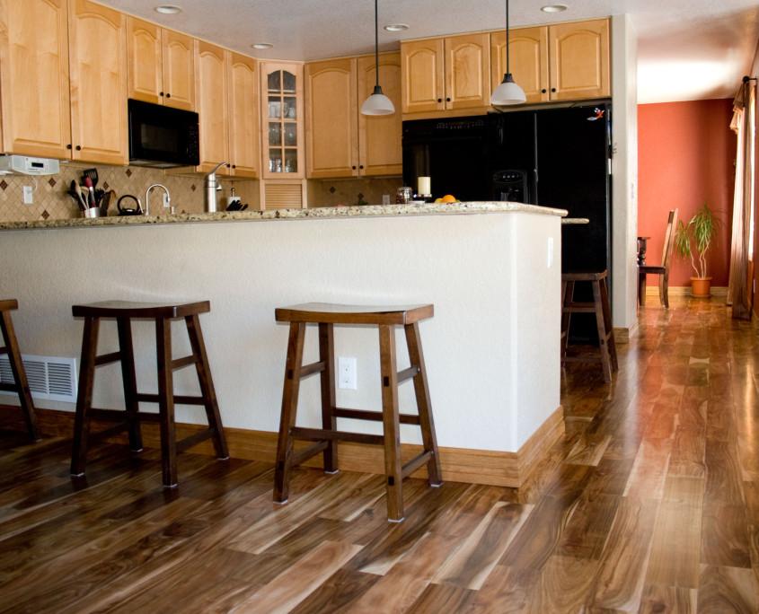 oak floors
