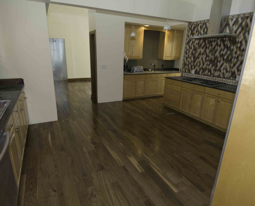 Boulder wood floors