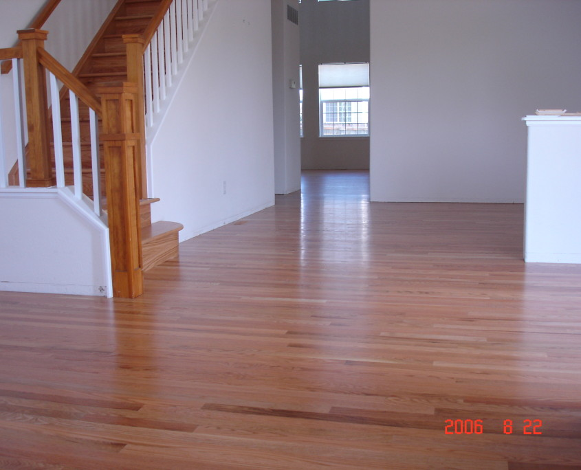 contemporary floor