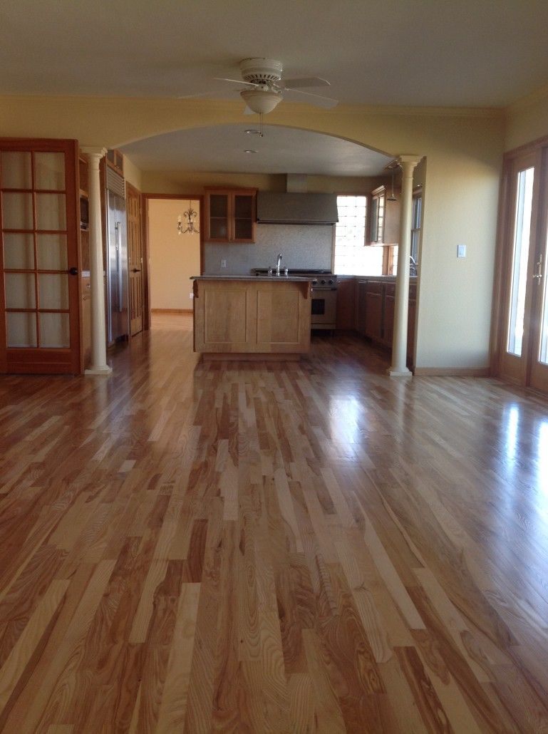 Ash Floor Sand And Finish Magnus Anderson Hardwood Flooring