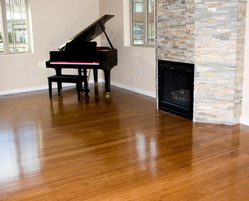 Boulder hardwood floor refinishing