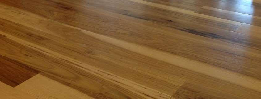 Boulder hardwood floor installation