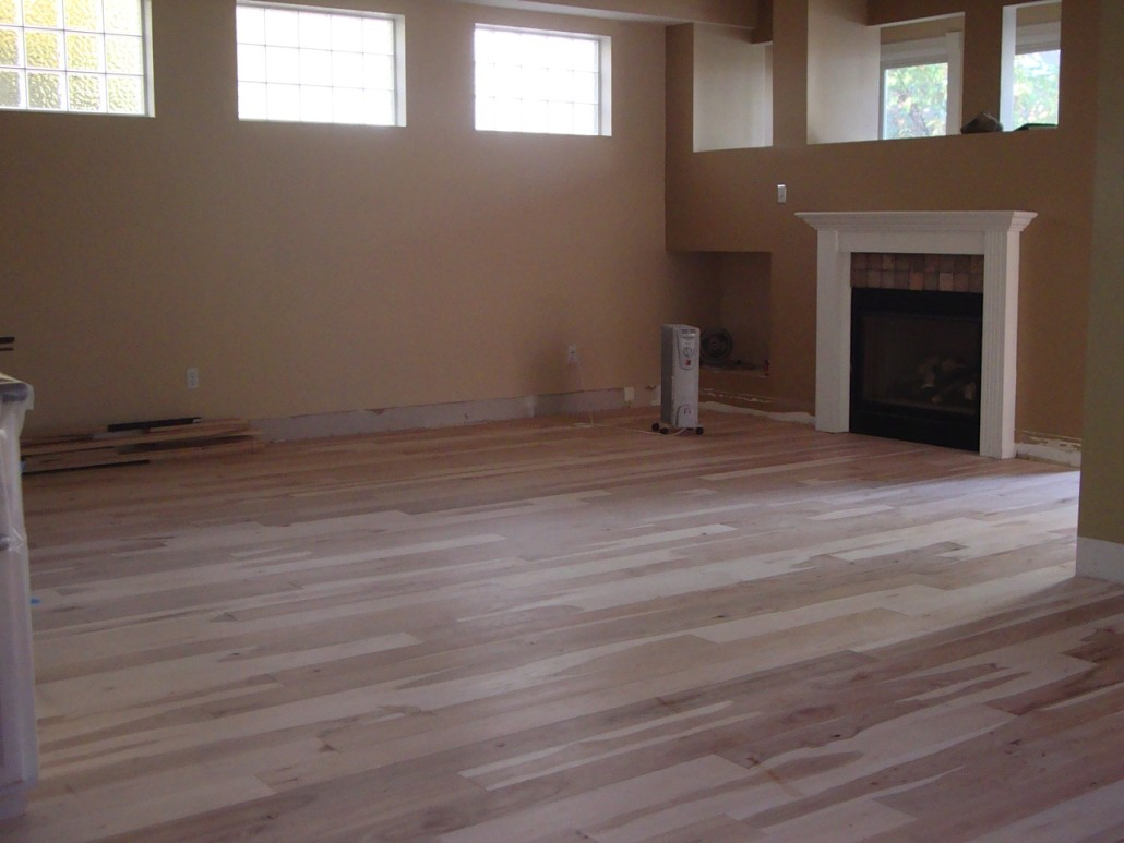 Boulder pre-finished wood floors