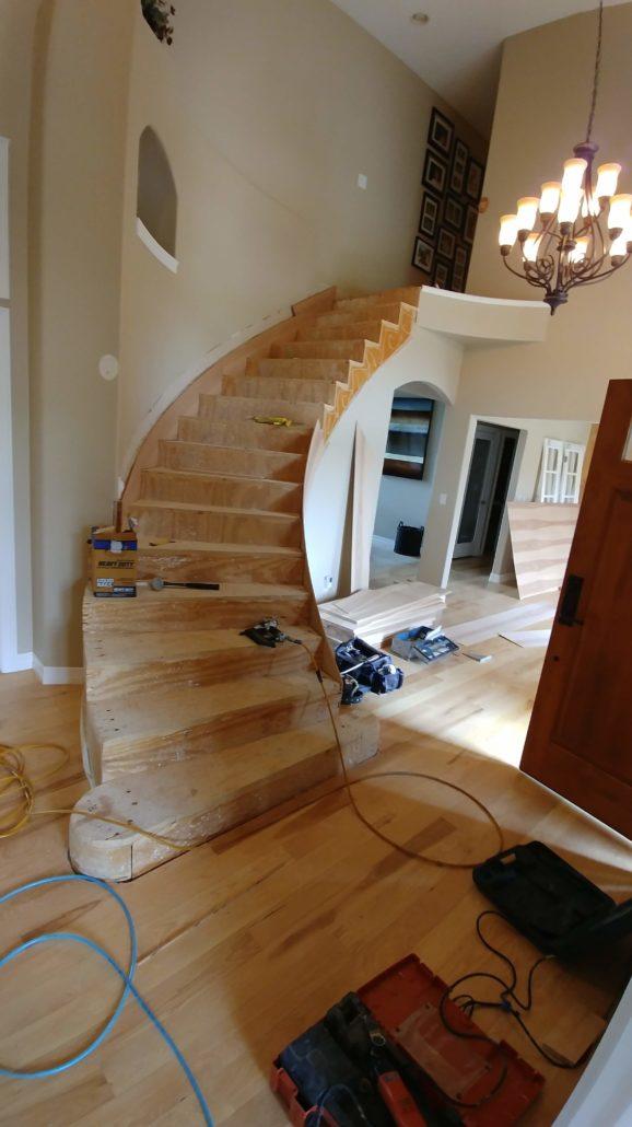 Wood Floor Installation Magnus Anderson Hardwood Flooring
